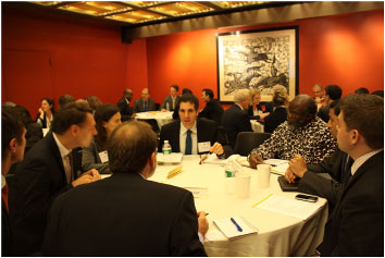 Breakout sessions: A feature of the Turtle Bay Roundtable