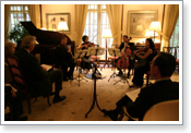 Chamber Music Concert at the Ambassador's Residence