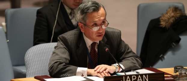 Statement by H.E. Mr. Hiroshi Minami, Deputy Permanent Representative of Japan to the UN, at the Security Council Open Debate on the Protection of Civilians in Armed Conflict(30 January 2015)