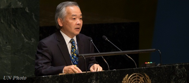 Statement by H.E. Mr. Yoshifumi Okamura, Deputy Permanent Representative of Japan to the UN at the Informal Meeting of the Plenary of the General Assembly to Address Concerns of a Rise in Anti-Semitic Violence Worldwide (22 January 2015)