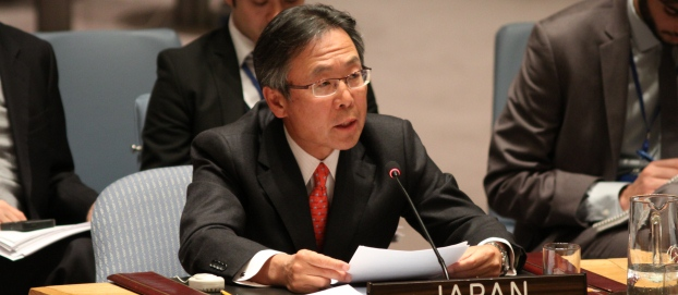 Statement by Ambassador Motohide Yoshikawa, Permanent Representative of Japan to the United Nations at the Open Debate of the United Nations Security Council on the Situation in the Middle East (15 January 2015)