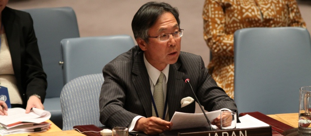 Statement by H.E. Mr. Motohide Yoshikawa, Permanent Representative of Japan to the United Nations at the Open Debate of the Security Council on the Ebola Outbreak in Africa(18 September 2014)